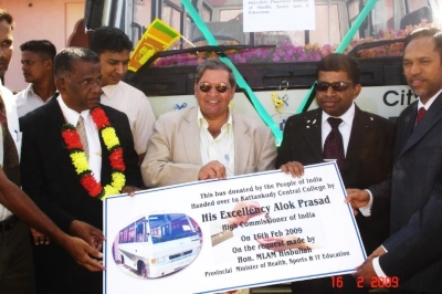 Tata CityRide Buses gifted by India to Eastern province 3.jpg